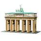 Brandenburg Gate 3D Puzzle - 324 pc