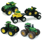 5 inch John Deere Monster Treads Value Pack