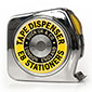 Measuring Tape Look-a-Like Tape Dispenser