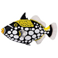 4D Clown Triggerfish Puzzle
