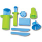 Castle Molds - 8 pc
