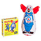 Retro Mini Bozo Finger Bop Bag