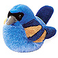 Audubon Blue Grosbeak - 5 inch