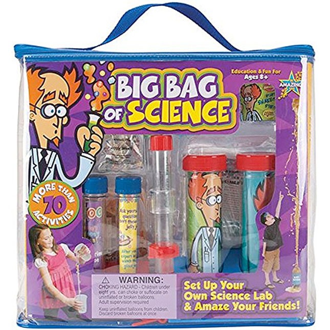 9ec0ab86f06 Big Bag of Science - Best Science   Nature for Ages 8 to 10