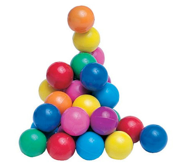 Solid Color Marbles : Solid colored magnet marbles