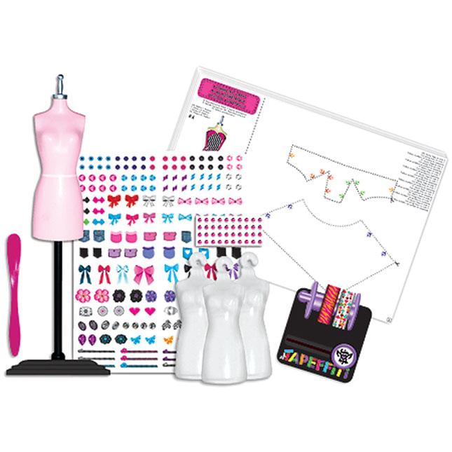 Tapeffiti Fashion Design Kit Fat Brain Toys