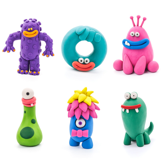 Hey Clay Monsters Best Arts Crafts For Ages 5 To 10