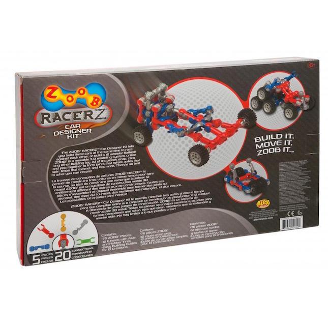 Zoob Racerz Car Designer Kit