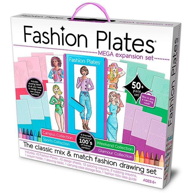 Kahootz Fashion Plates Glamour Expansion Pack