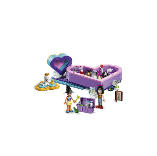 LEGO Friends - Heart Box Friendship Pack - Best for 7 year ...