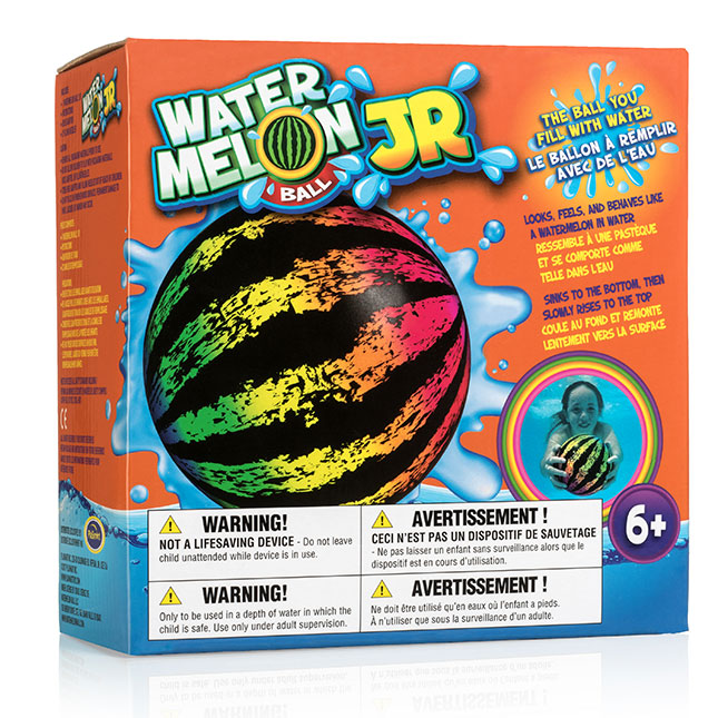 Watermelon Ball Jr. - Best Active Play for Ages 7 to 12