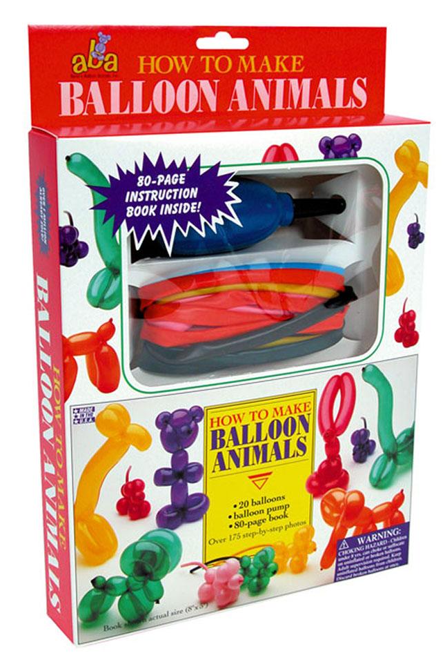 How To Make Balloon Animals Kit
