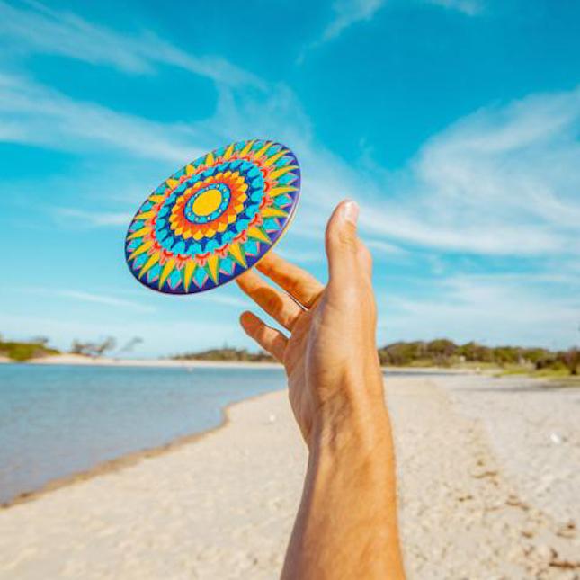 Waboba Wingman Disc Waboba Wingman Frisbee Disc Foldable Silicone Flying Disc