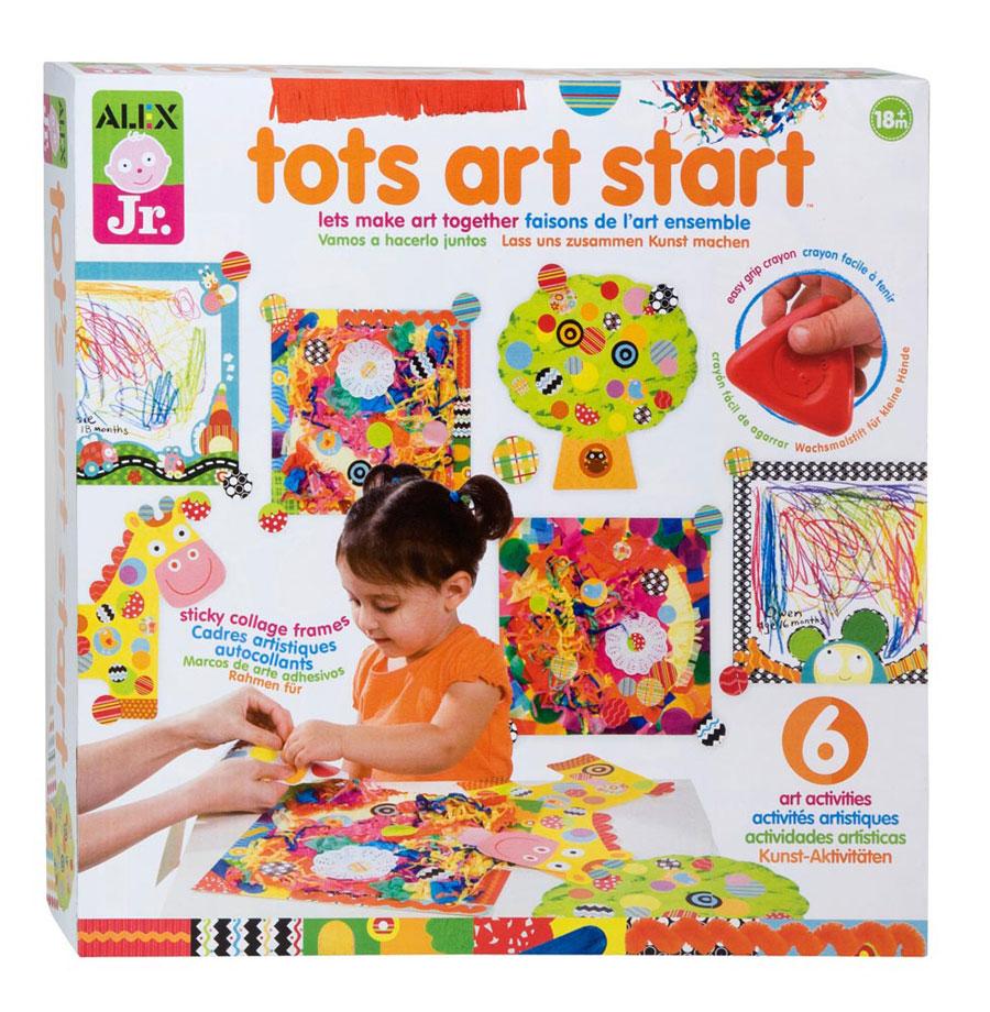 Arts Crafts Gifts Kits Fat Brain Toys