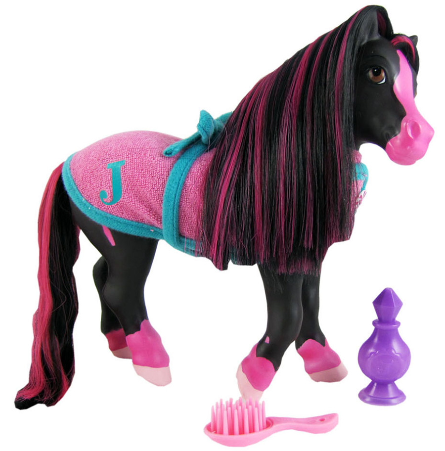 Toys For Ages 10 And Up : Pony gals jasmine color surprise bath toy