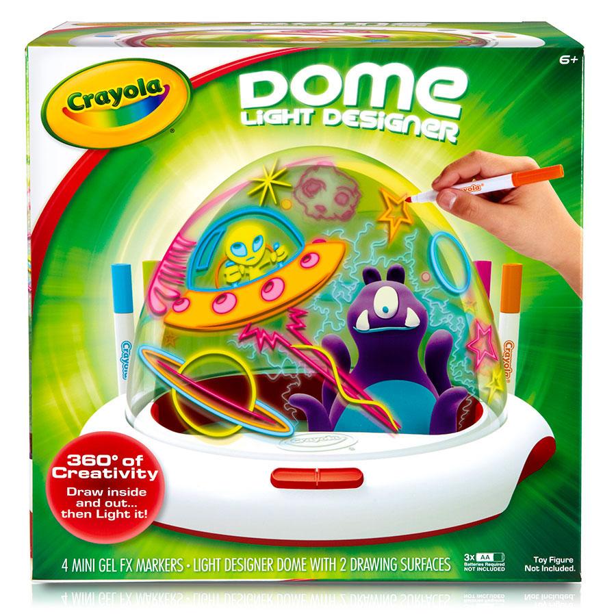 360 dome light designer