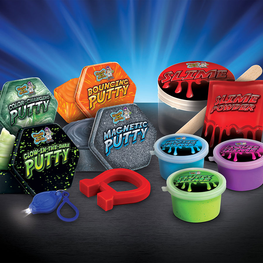 Ultimate Slime And Putty Kit