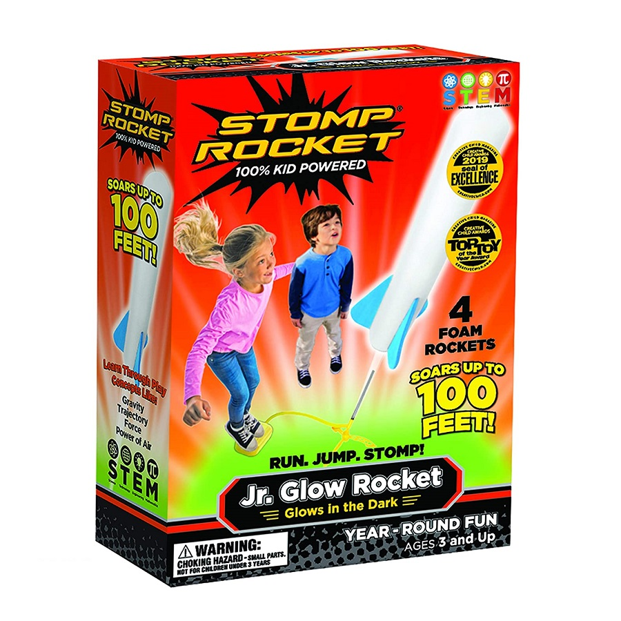 Spaceship Toys For Boys : Stomp rocket junior