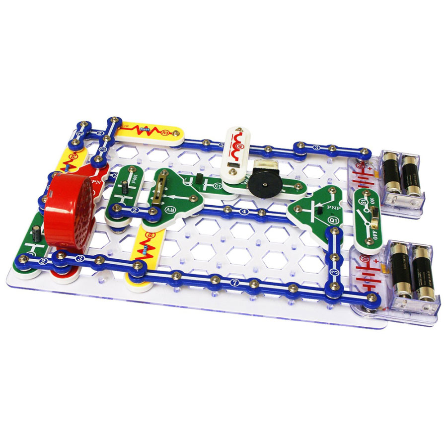Snap Circuits 300 In 1 Electronic For Kids Simple Electronics