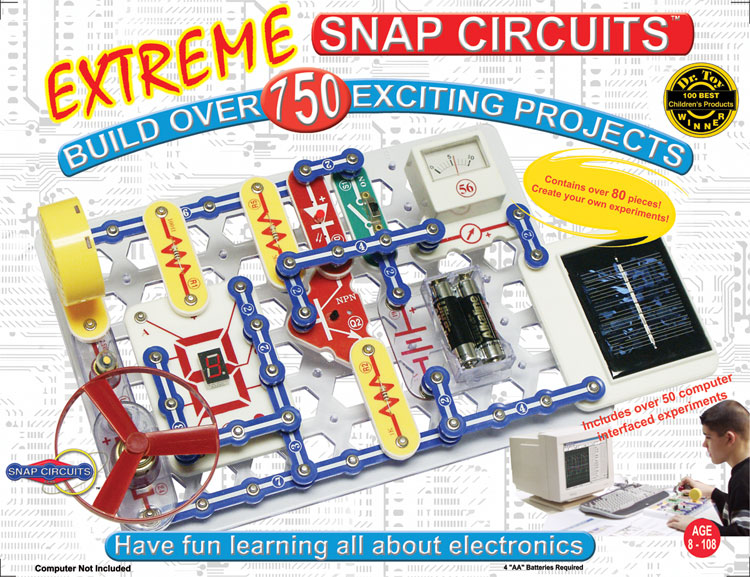 Image result for snap circuits and maker