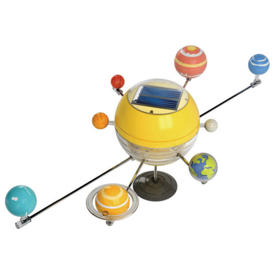 Architecture Engineering Toys Creative Building Weird Science Crazy Circuits Set Games Brand New The Solar System Powered Kit