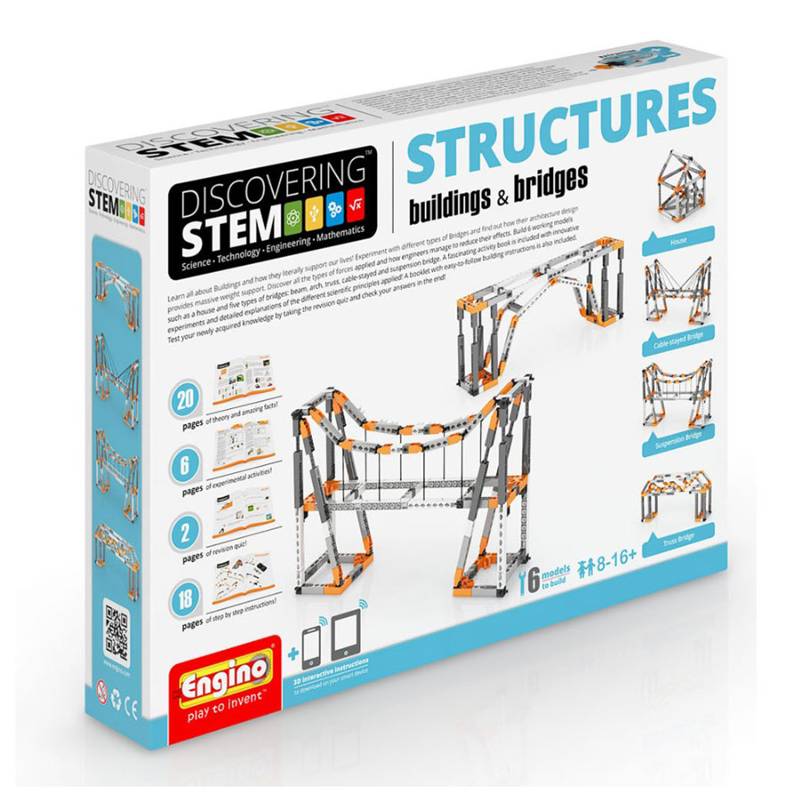 Advanced Building Construction Sets From Snap Circuits Micro Kit Courtesy Elenco Electronics Inc Stem Structures Buildings Bridges