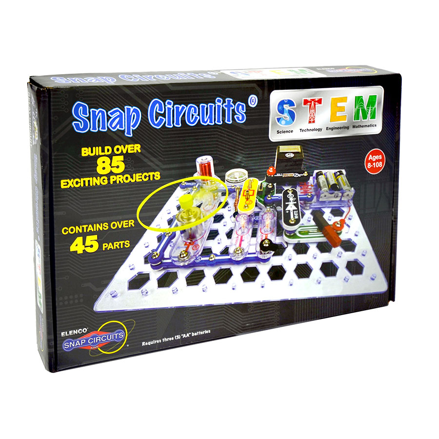 Snap Circuits Stem Game Get Exclusive Deals More