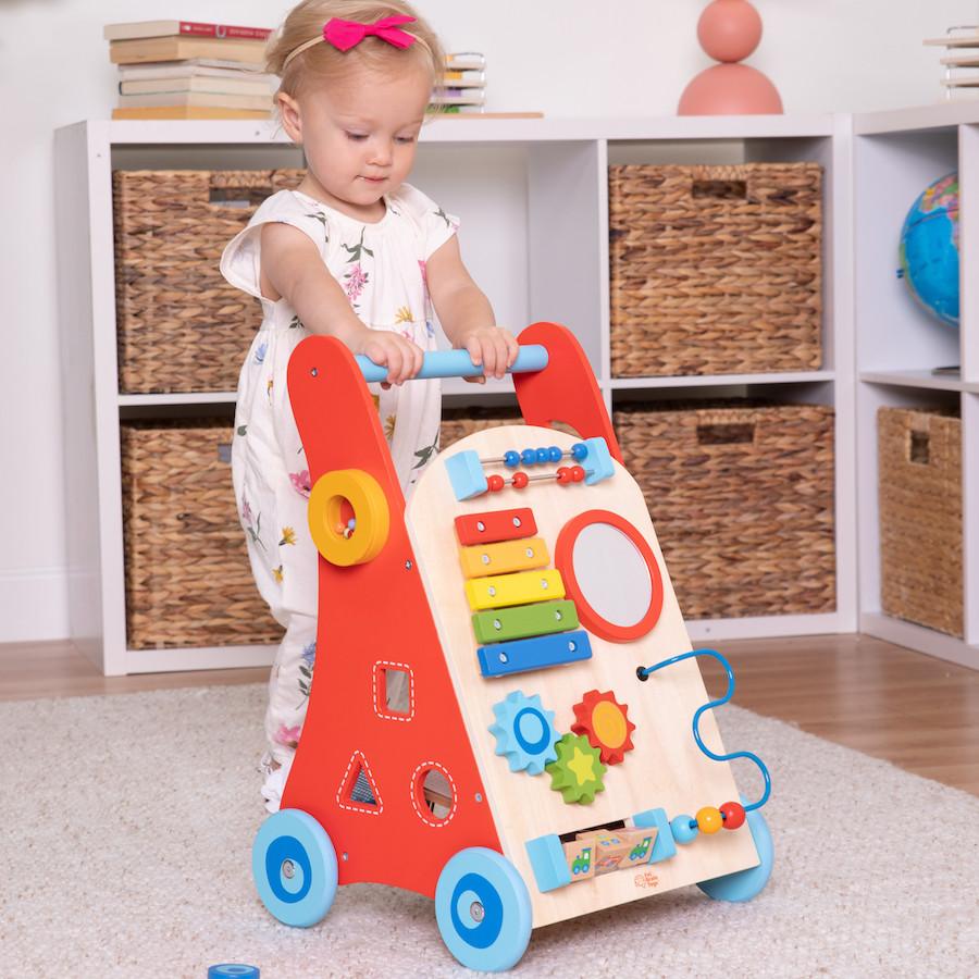 Busy Baby Deluxe Walker Fat Brain Toys