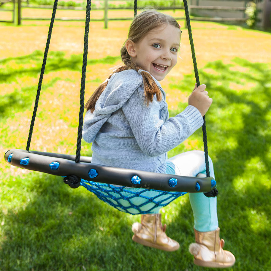 Unique Outdoor Toys For Toddlers : Swing a ring small