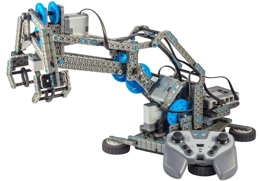 Robotter para iq mulighed