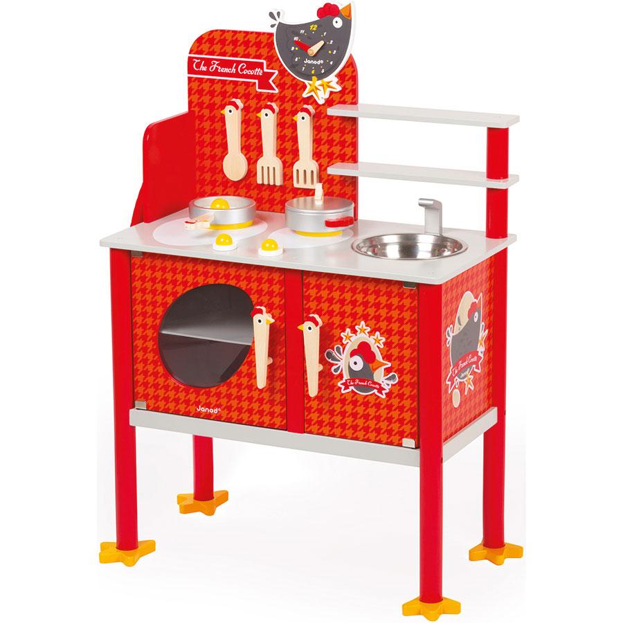 the french chicken kitchen. beautiful ideas. Home Design Ideas