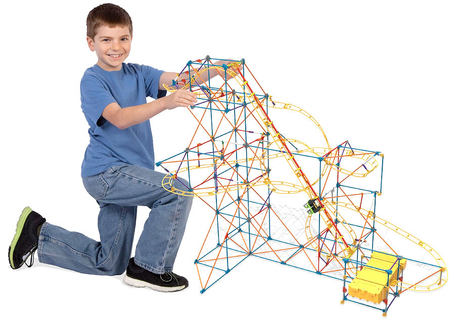 knex roller coaster instructions free