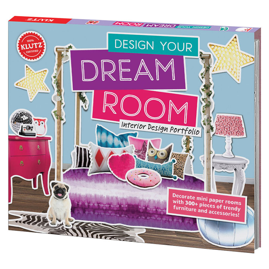 Klutz Design Your Dream Room