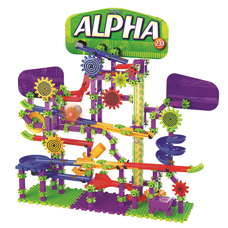 Techno Gears Marble Mania Alpha 20