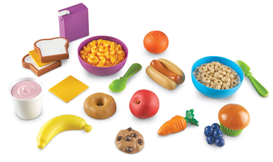 Play Food Toys : New sprouts munch it my very own play food