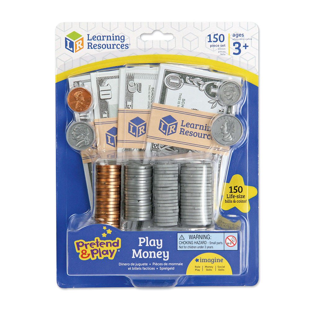 Pretend Toy Money : Pretend and play money