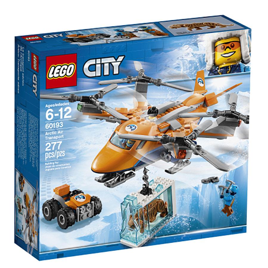 LEGO City Arctic Expedition - Arctic Air Transport