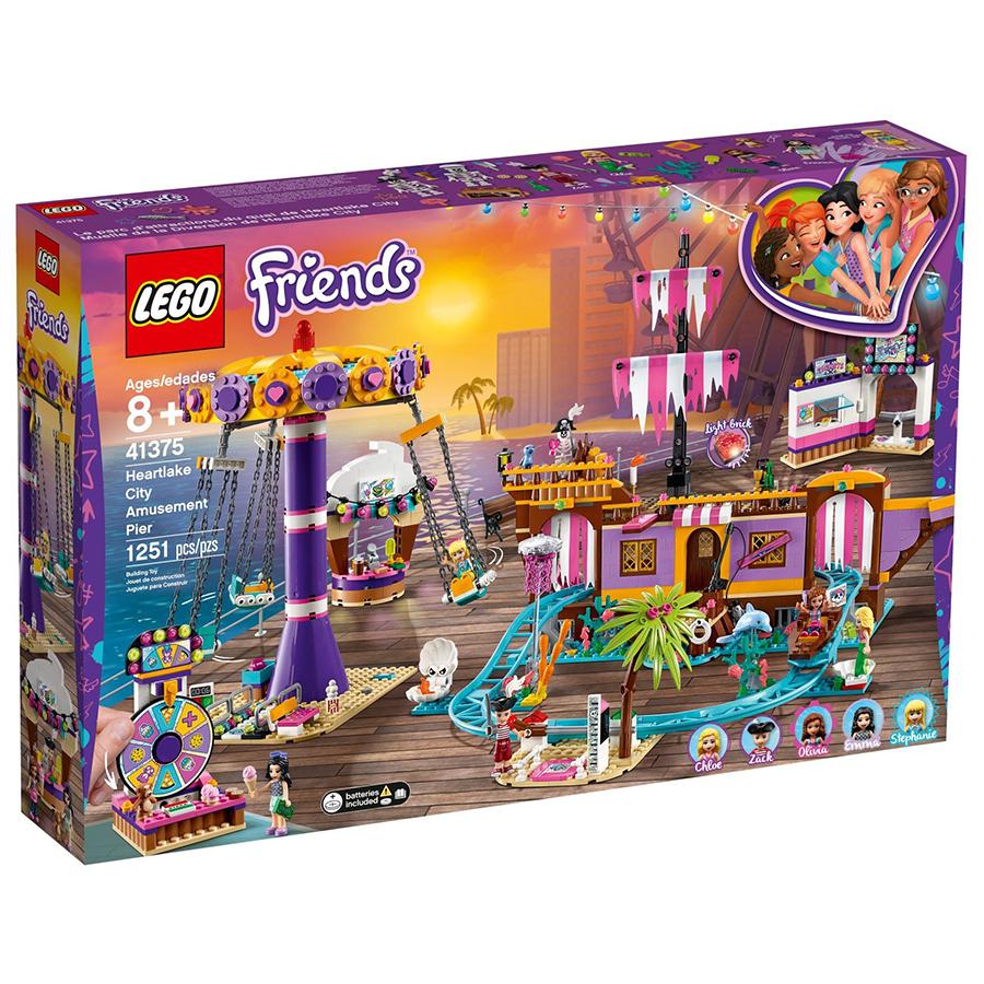 LEGO Friends - Heartlake City Amusement Pier - Best for ...
