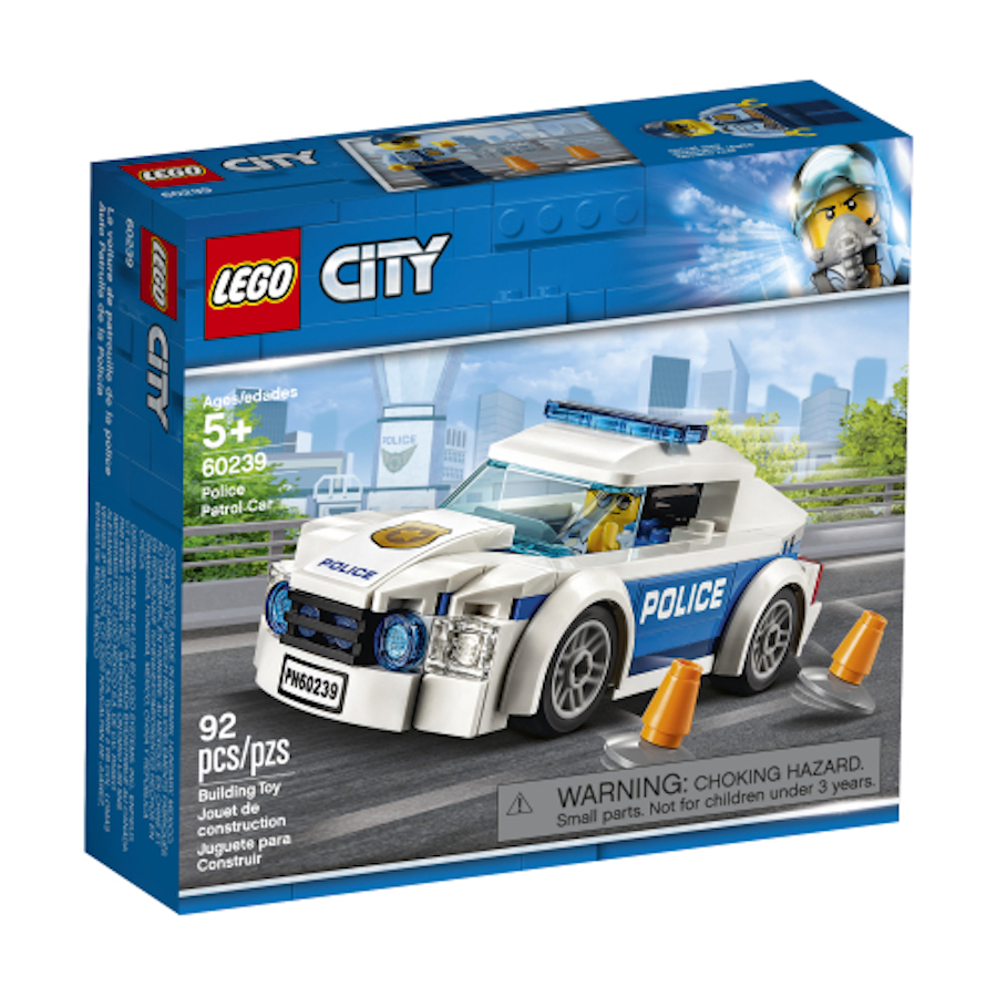 Police Patrol 5 Lego To City Best Ages 9 Car For 3RLSc5qjA4