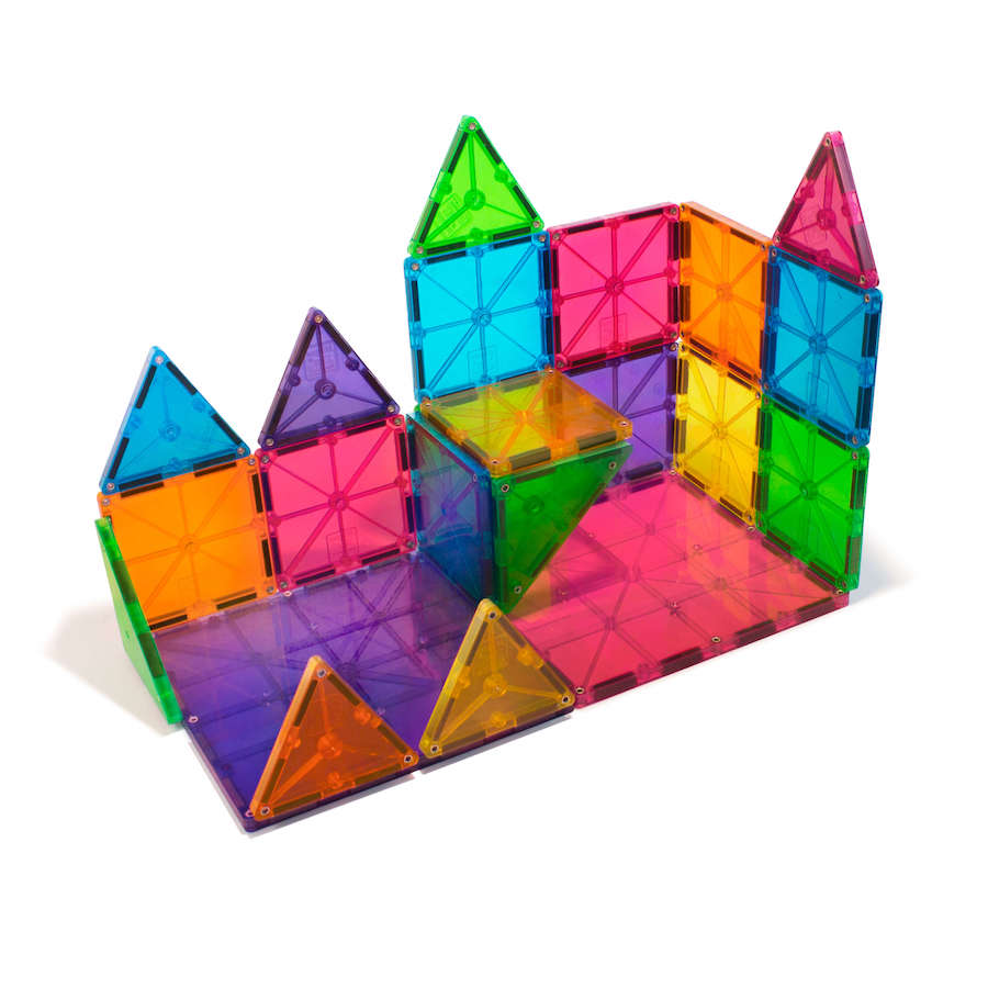 Shop for Magna-Tiles in Magnetic Toys. Buy products such as Magna-Tiles Piece Clear Colors Set – The Original, Award-Winning Magnetic Building Tiles – Creativity and Educational – STEM Approved at Walmart and save.