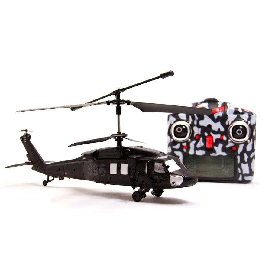 Web RC - Sikorsky UH-60 Black Hawk Helicopter