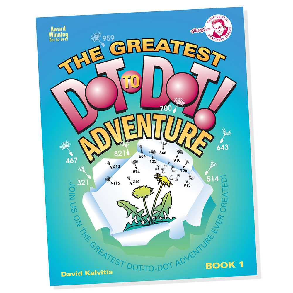 The Greatest Dot-to-Dot Adventure: Book 1