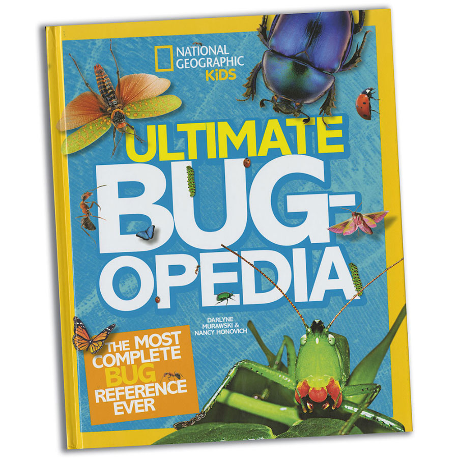 national geographic kids ultimate bug opedia