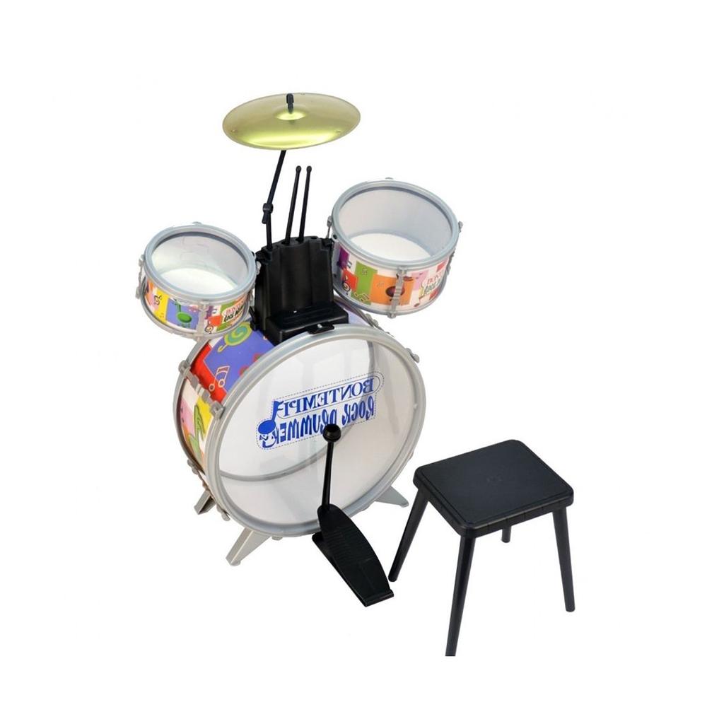 ... Bontempi Drum Set with Stool. sku OTC036  sc 1 st  Fat Brain Toys & Bontempi Drum Set with Stool islam-shia.org