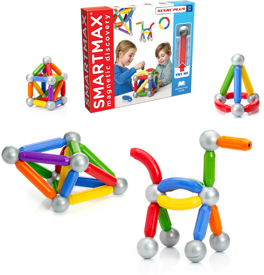 Toys That Start With E : Smartmax start plus