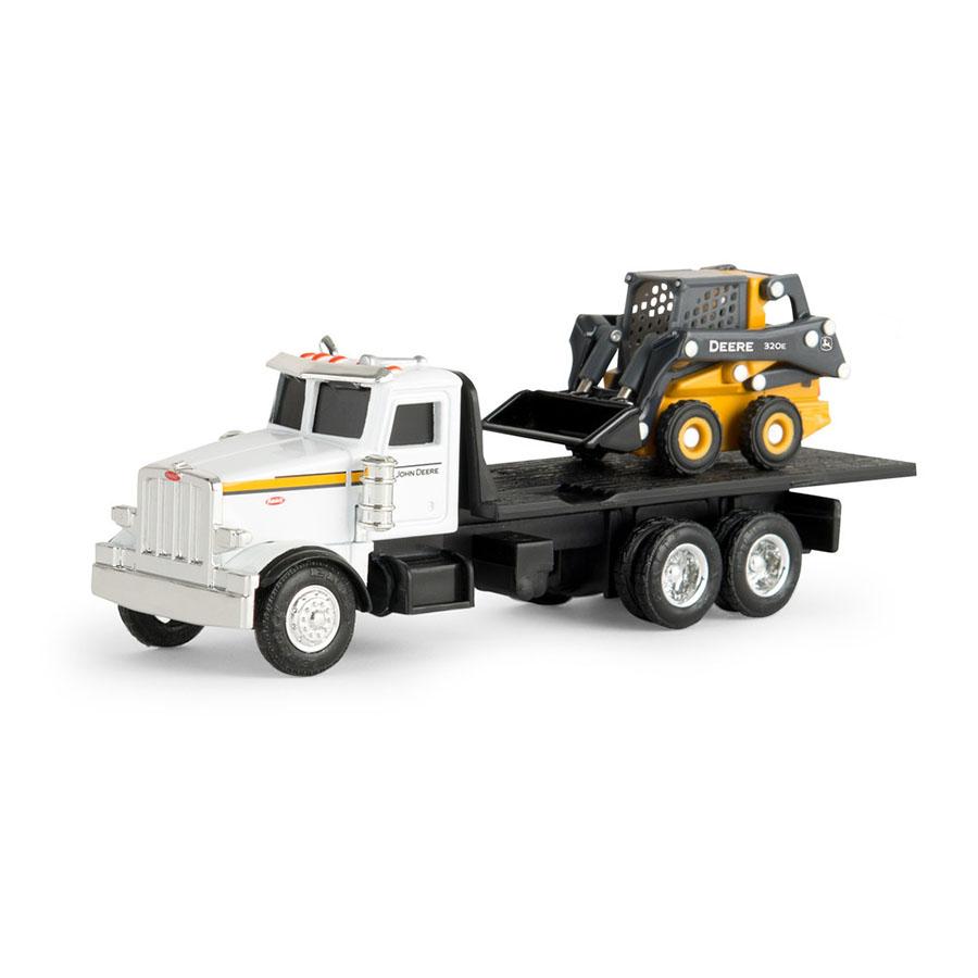 CAT 906 Wheel Loader ERTL /& NORSCOT Details about  /Peterbilt Model 367 1//64 Scale Diecast