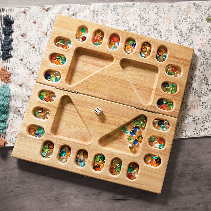 deluxe four player mancala