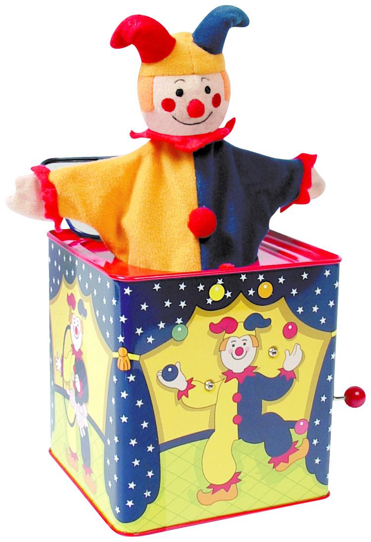 Jester In A Box