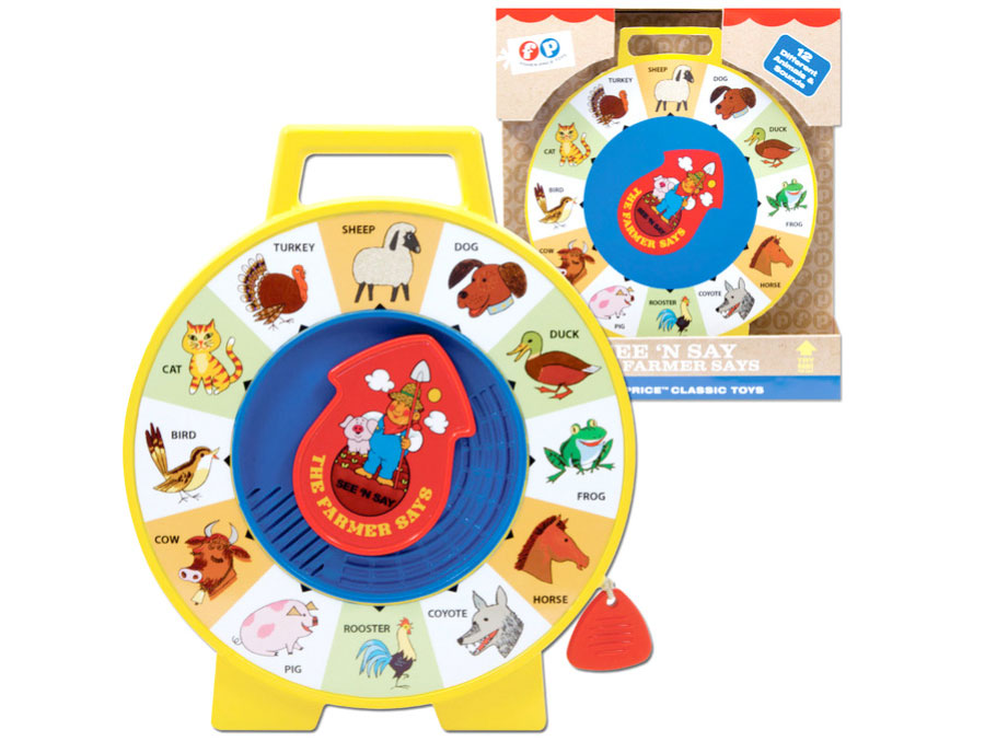 216afc482e Fisher-Price See N Say - Best Baby Toys   Gifts for Babies