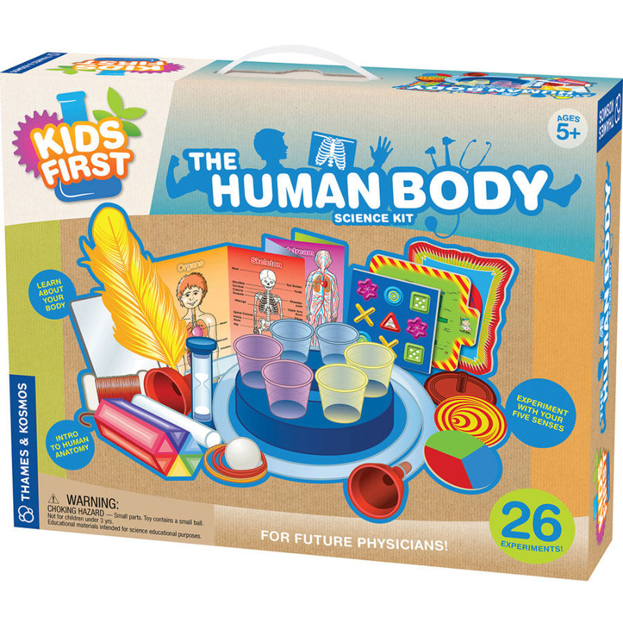 Kids First Level 2 The Human Body